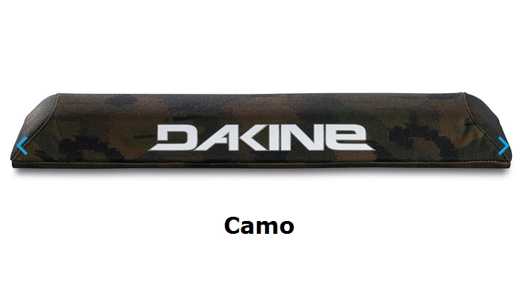 Charming Dakine Roof Rack Pads For Surfboards And Longboards, Camo Aero