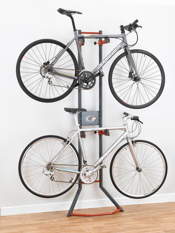 Gravity Bike Rack Steel