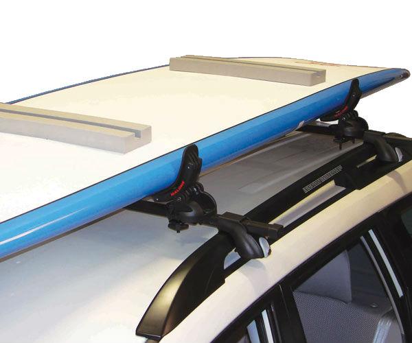 Hard SUP Roof Rack 1 or 2 Board SUP Roof Rack StoreYourBoardcom