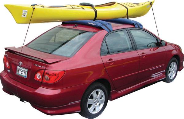 Inflatable Kayak Roof Rack