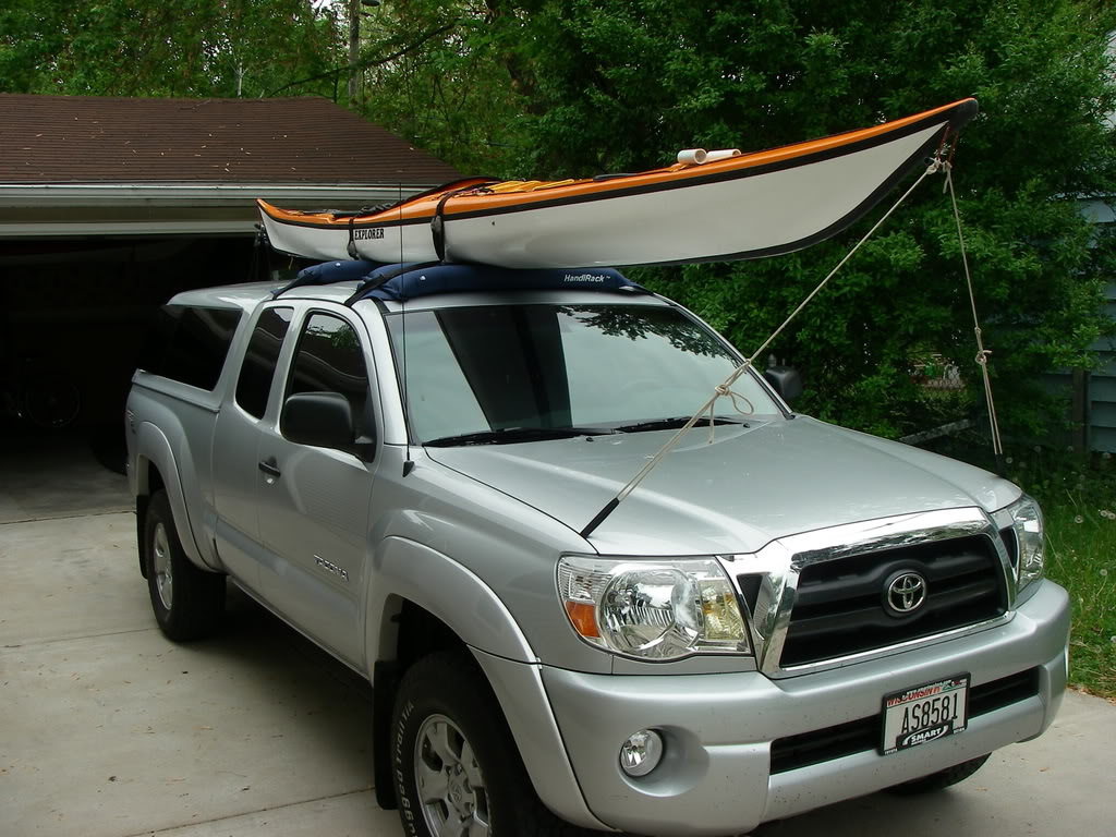 Nice Truck Roof Rack For Kayaks