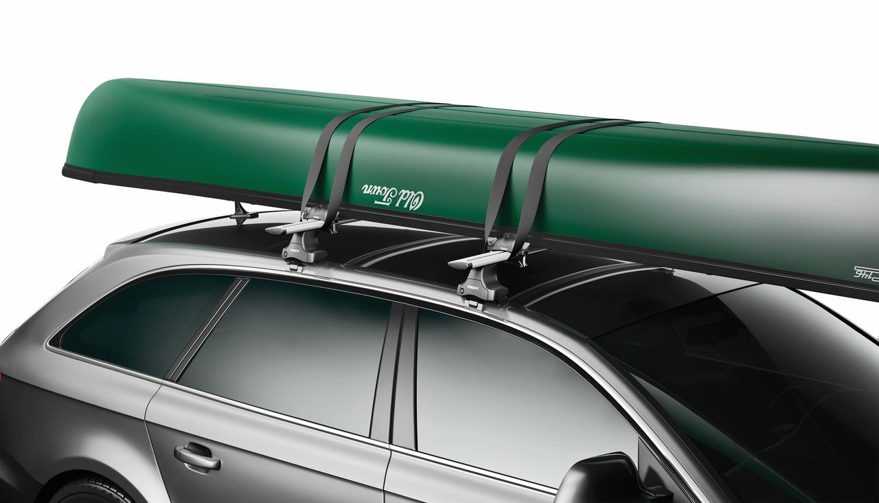Canoe Roof Rack Thule Portage