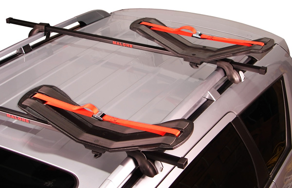 V Shaped Kayak Roof Rack