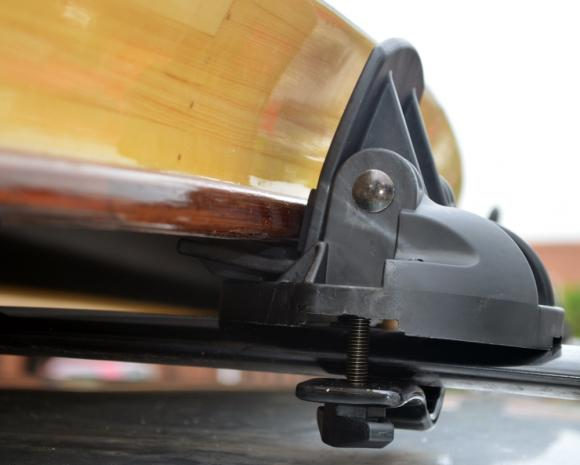 Canoe Roof Rack That Holds Canoes Upside Down
