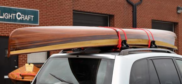 Universal Canoe Roof Rack By Malone