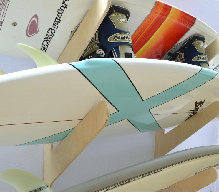 pro board racks surfboard wall rack