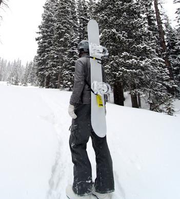 Повесить сноуборд на рюкзак рюкзак для ноутбука sumdex pon-364rd
