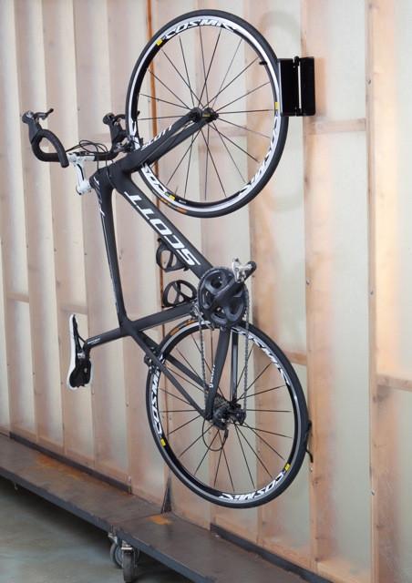 Swivel Bike Hook Rack