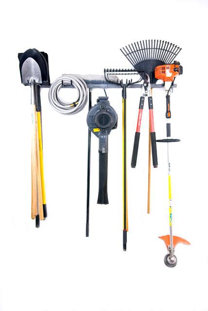 Large Hanging Tool Rack · Yard Tools Rack