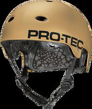 Pro Tec - (b2) Matte Gold Xl Helmet - Skateboard Helmet
