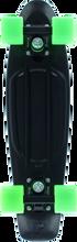 "Penny Skateboard - 22"" Complete Midnight Blk/grn"