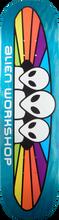Alien Workshop - Spectrum Lg Deck - 8.25 Assorted Stain - Skateboard Deck