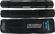 Block Surf - Sup/longboard Soft Rack Black - Surf Rack