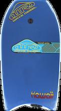 "Wave Rebel - Rebel Hawaii 39"" Blue Bodyboard"