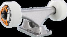 Bullet - Assembly 130mm Silver W/53mm Oj Logo Wht (Priced Per Pair)