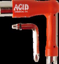 Acid - Space Skate Tool Red