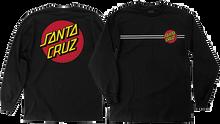Santa Cruz - Cruz Classic Dot L/s Xl