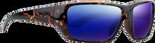 Nectar - Ace Polarized Brn Tortoise/blu & Grn Mirror