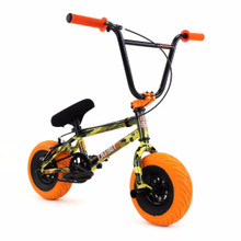 Fatboy BMX Pro Series Bike - Mini BMX - Tiger Shark