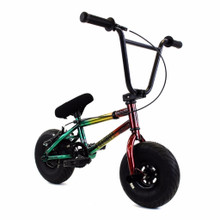 Fatboy BMX Stunt Series Bike - Mini BMX - Smoke Bomb
