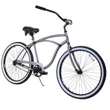 ZF Bikes - Beach Cruiser Bike - Classic - Raw