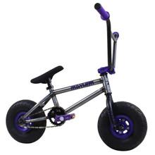 Fatboy Mayhem BMX Riot Series Bike - Mini BMX - Raw