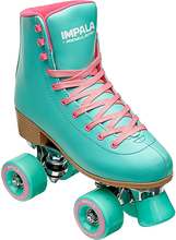 Impala Rollerskates - Sidewalk Skates Aqua-size 4