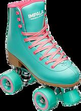 Impala Rollerskates - Sidewalk Skates Aqua-size 6