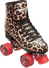 Impala Rollerskates - Sidewalk Skates Leopard-size 5