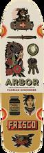 Arbor - Artist Pilsner Deck-8.25x28.75 - Longboard Deck