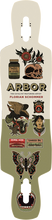 Arbor - Artist Catalyst Deck-9.13x40 - Longboard Deck