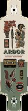 Arbor - Artist Dropcruiser Deck-9.75x38 - Longboard Deck