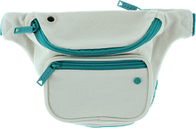 Bumbag - Deluxe Granola Natural/grn - Backpack
