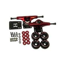 187 - Combo Pack Knee/elbow Pad Set L/xl-grey - Skateboard Pads