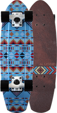 Aluminati - Out West A-frame Complete-7x24 - Complete Skateboard