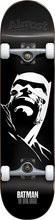 Almost - Dark Knight Complete-8.0 Blk/wht - Complete Skateboard