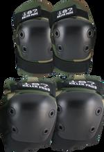 187 - Combo Pack Knee / Elbow Pad Set Xs - Camo - Skateboard Pads