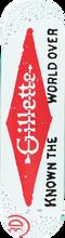 3d Skateboards - Gillette World Known Deck - 8.0 - Skateboard Deck