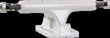 Ace - High Truck 55 / 6.375 White - (Pair) Skateboard Trucks