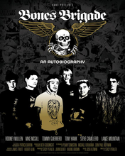 Bones Brigade - Brigade An Autobiography Dvd (blu - Ray Dvd)