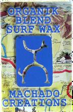 Bubble Gum - Gum Machado Organik Warm / Cool Single Bar - Surfboard Wax