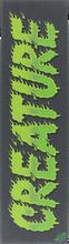 Creature - / Mob Comics Single Sheet Grip 9x33 - Skateboard Grip Tape