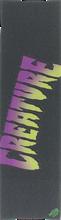 Creature - / Mob Logo Blk ur Single Sheet Grip 9x33 - Skateboard Grip Tape