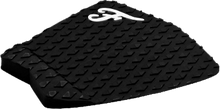 Famous - Deluxe F2 2pc Black Traction - Surfboard Traction