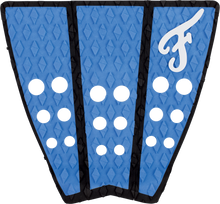 Famous - Hatteras 3pc Blu / Blk Traction - Surfboard Traction