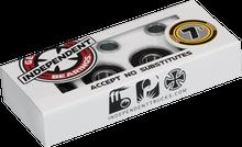 Independent - 7s Abec - 7 Single Set Bearings - Skateboard Bearings
