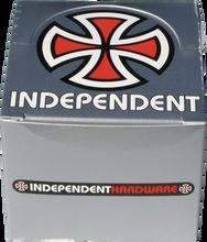 """Independent - 12 k 1"""" Phillips Black Hardware"""