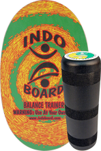 Indoboard - Deck / Roller Kit Rasta - Balance Board