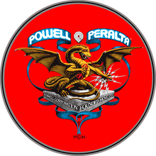 "Powell Peralta - Banner Dragon 4"" Decal Single - Skateboard Decal"