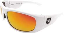 Sikkshades - Qualifier Sunglasses Wht / Red
